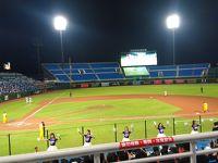 地歩に無い台湾旅行003:台湾のプロ野球観戦・桃園編−02