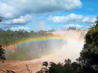 2014 GW ブラジル、アルゼンチン旅� ド迫力!イグアスの滝の巻