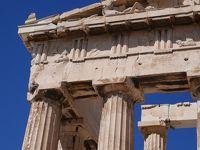 【ギリシャ】7/7作目 ゜*・ アテネ☆ギラギラ暑いパルテノン神殿・神秘の新アクロポリス博物館編 ・* ゜