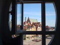 2018.04-05・GW中欧9日間の旅【8】〜ワルシャワの街でキュリー夫人の像に遭遇した旅の終わり〜