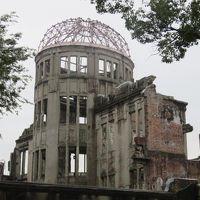 広島に思いを寄せて(3)原爆ドーム、原爆の子の像