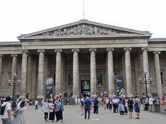 イギリス・ロンドンの旅 2018年7月 その3 大英博物館 (1)