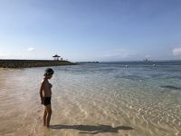 2018バリ島 4回めの家族バリ。その4 サヌールからヌサドゥアへ移動。