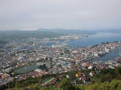 MSCプレツィオーザで行くフィヨルドクルーズ8日間(4)〜ベルゲン〜終日航海