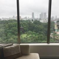 アクアパーク品川〜ホテル椿山荘東京宿泊記