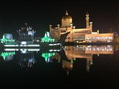 2018年7月、駆け足でボルネオ島横断〜コタキナバルからクチンへ�(豪華な王立モスク)