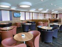 ザ・エグゼクティブラウンジ第7弾(ヒルトン・フランクフルト・エアポート)空港ホテルとしてはもったいないくらい充実したラウンジです