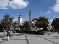 ウクライナ旅行3:リビュウ(旧市街が魅力)