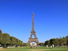 子連れ旅行 フランス・パリ その2 パリと言えばココ。というシンボル的なところを先ずは見るのだ。