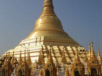 わくわくミャンマー旅 6 ゴールデンロック、パアン、ヤンゴン