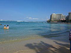 女子旅*ハワイpart2 最終日 ワイキキ