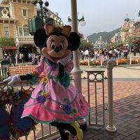 小3娘と行く香港ディズニーランド母娘旅