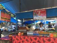 バリ島でナイトマーケット