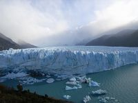 アルゼンチン� 巨大なガリガリ君!ペリトモレノ氷河&カラファテ