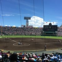 2018年8月 関西旅行 2日目� 第100回全国高等学校野球選手権大会