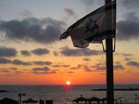 【イスラエル�】地中海沿岸都市、テルアビブ散歩♪