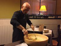 [スイス横断旅行+ミラノ]� ミラノで人気のイタリアンでの食事とドゥオーモライトアップ見物