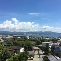 2018年8月 関西旅行 3日目 和歌の浦 和歌山城