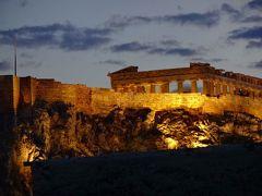 サントリーニに別れを告げヨーロッパ文明の母なる地、アテネへ!