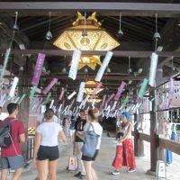 夏の京都 清水寺千日詣りと、ちょっぴり五山の送り火編