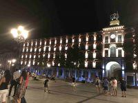 [バルセロナ・トレド・マドリッド・パリ個人旅行]� トレドの夜の散策