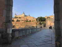 [バルセロナ・トレド・マドリッド・パリ個人旅行]� トレドの朝の散策後、マドリッドに移動。またタクシー運転手にやられた!
