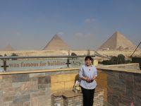 '18 カイロ半日 ピラミッドを見に行ってきました。