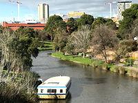 オーストラリア旅行:アデレード訪問