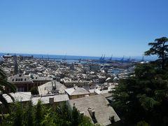 イタリア チンクエテッレの旅 part5〜ジェノバ〜
