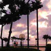 2018夏休み☆4泊5日沖縄旅《前半》北谷泊〜アラハビーチの夕陽と青の洞窟シュノーケルを満喫〜