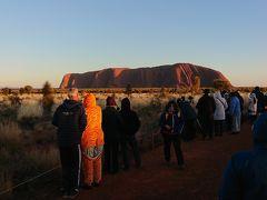 Palya Uluru & Hello Melbourne 2018 3日目#1 (ウルル#2)