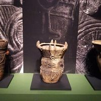 上野・国立博物館「縄文—1万年の美の鼓動」とアメヤ横丁