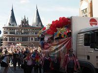 2018 夏のドイツひとり旅(その10)8-9日目 最終日は北ドイツの街へ、リューベック、リューネブルク(シュレースヴィヒ=ホルシュタイン州、ニーダーザクセン州)