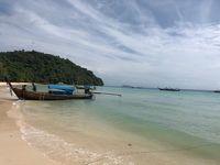 クラビ   ピピ島   バンコク、夏休みはタイ周遊