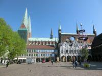 2018GW ドイツ19:世界遺産リューベック旧市街 市庁舎、聖霊養老院
