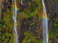 Kia ora! 秋のニュージーランド南島ドライブ旅行(16)奇跡的に快晴となったミルフォードサウンドの絶景を満喫
