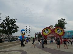 上海ディズニーランドへ行ってきました