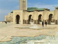 モロッコを往く、おじさん一人旅14日間 no11 カサブランカの街を楽しみ帰国の途へ