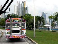 パナマ、パナマ・シティの街