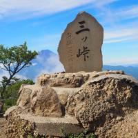 開運山 三ッ峠に咲く森の妖精レンゲショウマ