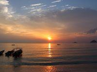 マレーシア東海岸 プルフンティアン島の旅(2)〜プルフンティアン島到着〜
