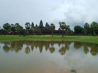 お盆にカンボジア一人旅 雨季のシェムリアップ・プレアビヒア・シアヌークビル�