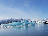 氷河湖を見にアイスランドへ