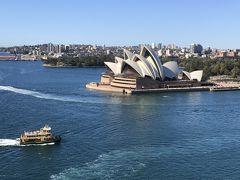 グレートバリアリーフに浮かぶ楽園ハミルトン島とシドニーを巡るオーストラリアの旅� シドニー市内観光