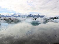 風とマシュマロと温泉の国・2016夏休み アイスランドひとり旅(その6)7−8日目 ヨークルスアゥルロゥン氷河湖ツアーと、アイスランドを発つ前にブルーラグーンへ。