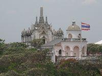 ホアヒン(3/4)プラナコーンキリ国立歴史公園(Khao Wang)Phra Nakhon Khiri Historical Park