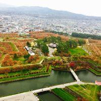 紅葉の函館親子ゆったり旅