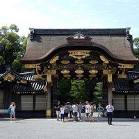 日本100名城巡りの旅 98城目二条城と下鴨神社・京都御所(名古屋での結婚式ついでに)