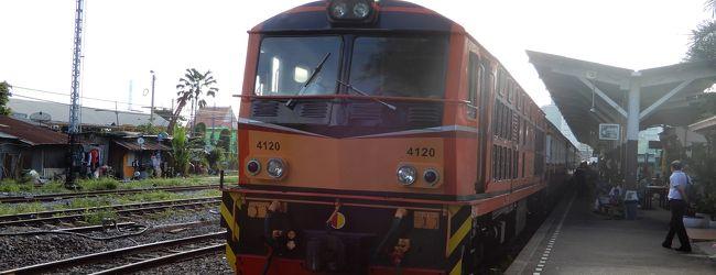 2018年の夏休みは泰緬鉄道を追い求めてタ...