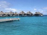 新婚旅行 ボラボラ島?